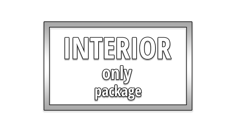 Interior Only